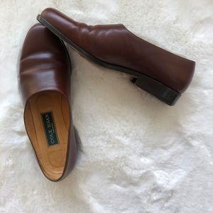 Vintage Cole Haan Leather Loafer Flats